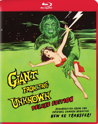 Giant from the Unknown - Blu-ray